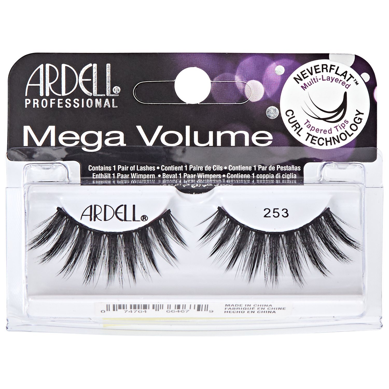 ARDELL Mega Volume - 253 Black