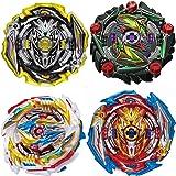 Hiash Burst Gyros Battling Top Battle Burst High Performance Set, Gaming Top Spinning Toy,Birthday Party School Gift Idea Toy