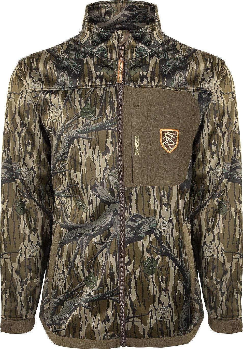 Drake Endurance Full Zip Jacket with Agion