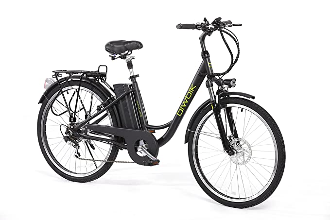 Biwbik Sunray 200 Bicicleta Eléctrica, Unisex Adulto, Negro (Mate), M: Amazon.es: Deportes y aire libre