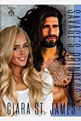 Savage's Princess: Savage by nature, stalker beware (Dublin Falls Archangel's Warriors MC Book 2) Kindle Edition