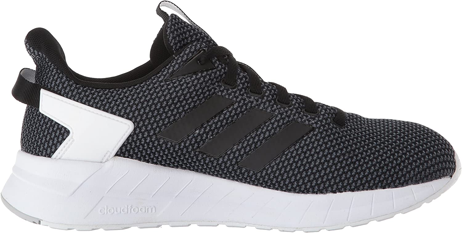adidas Femmes Questar Ride Chaussures Athlétiques Carbon/Black/Grey Two