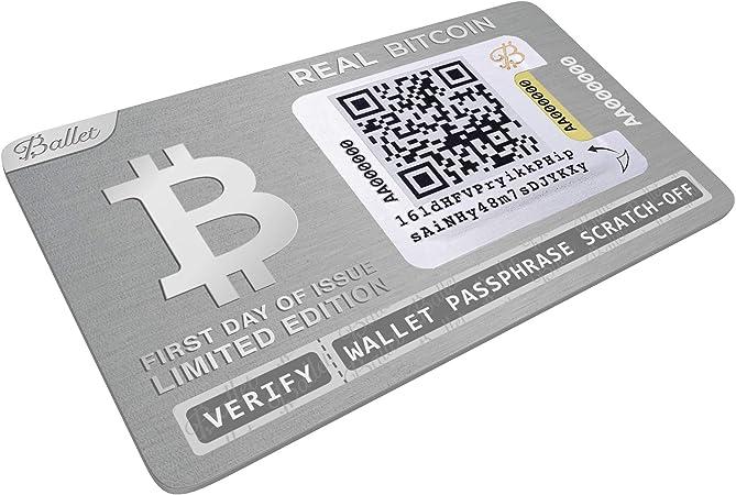 Ballet Real Bitcoin Erster Ausgabetag Limited Edition Elektronik