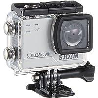 FR SJCAM SJ6 Legend Air 4K Aksiyon Kamerası -Beyaz