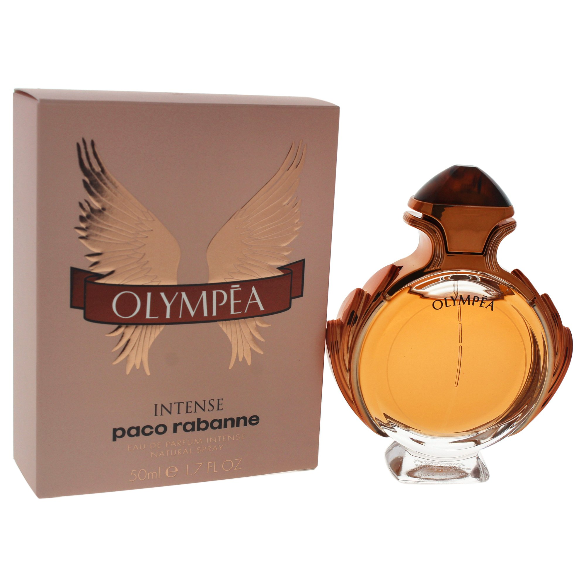 Paco Rabanne Olympia Intense Eau De Parfum Spray for Women, 1.7 Ounce by Paco Rabanne (Image #1)