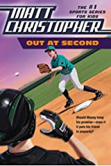 Out at Second (Matt Christopher Sports Classics) Kindle Edition