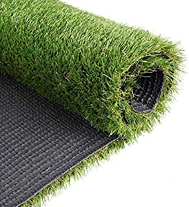 Realistic Artificial Grass Turf Lawn-4FTX6FT, 1.38