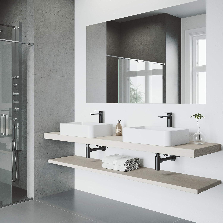 Amazon.com: VIGO Norfolk - Grifo de baño: Home Improvement