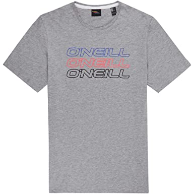 2de89fa1b5e9 O'Neill LM Triple Logo Camiseta Manga Corta, Hombre