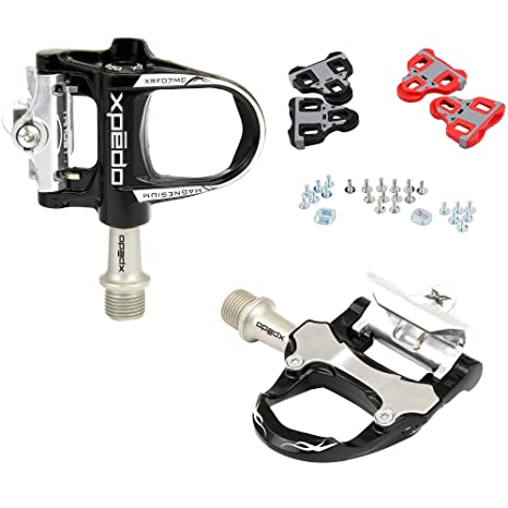e968b2ab8d2 Amazon.com   Xpedo Road Bike Sealed Magnesium Pedals Look Keo ...