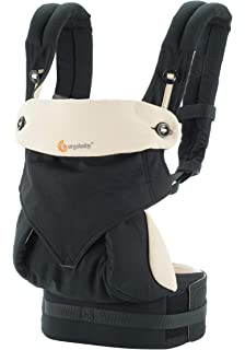 d745dc581fb Ergobaby 360 Baby Carrier - Black - One Size