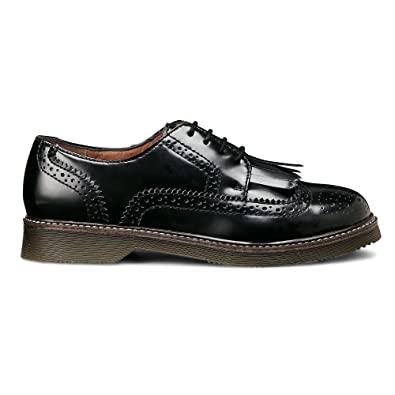 4d62608a99b216 Another A Damen Damen Brogue-Schnürer aus Leder