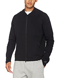 CHOOSE SIZE Nike Tech Knit Jacket 832178-060 Zip Carbon Heather Grey Black