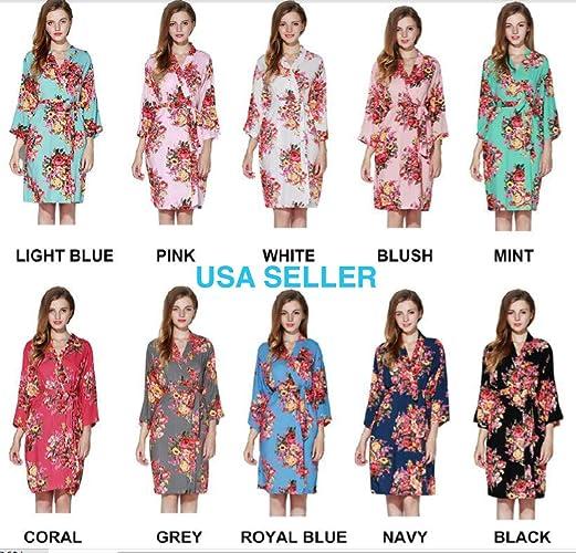 c2b938ef66 Amazon.com  SALE Bridal Robes