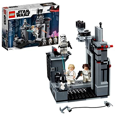 LEGO Star Wars: A New Hope Death Star Escape 75229 Building Kit (329 Pieces): Toys & Games