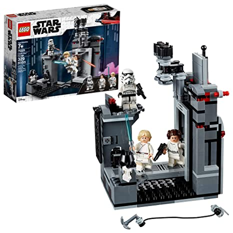 Amazon.com  LEGO Star Wars  A New Hope Death Star Escape 75229 Building Kit   292a754249