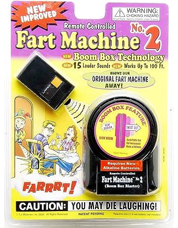 Amazon Com Gag Toys Practical Jokes Toys Games