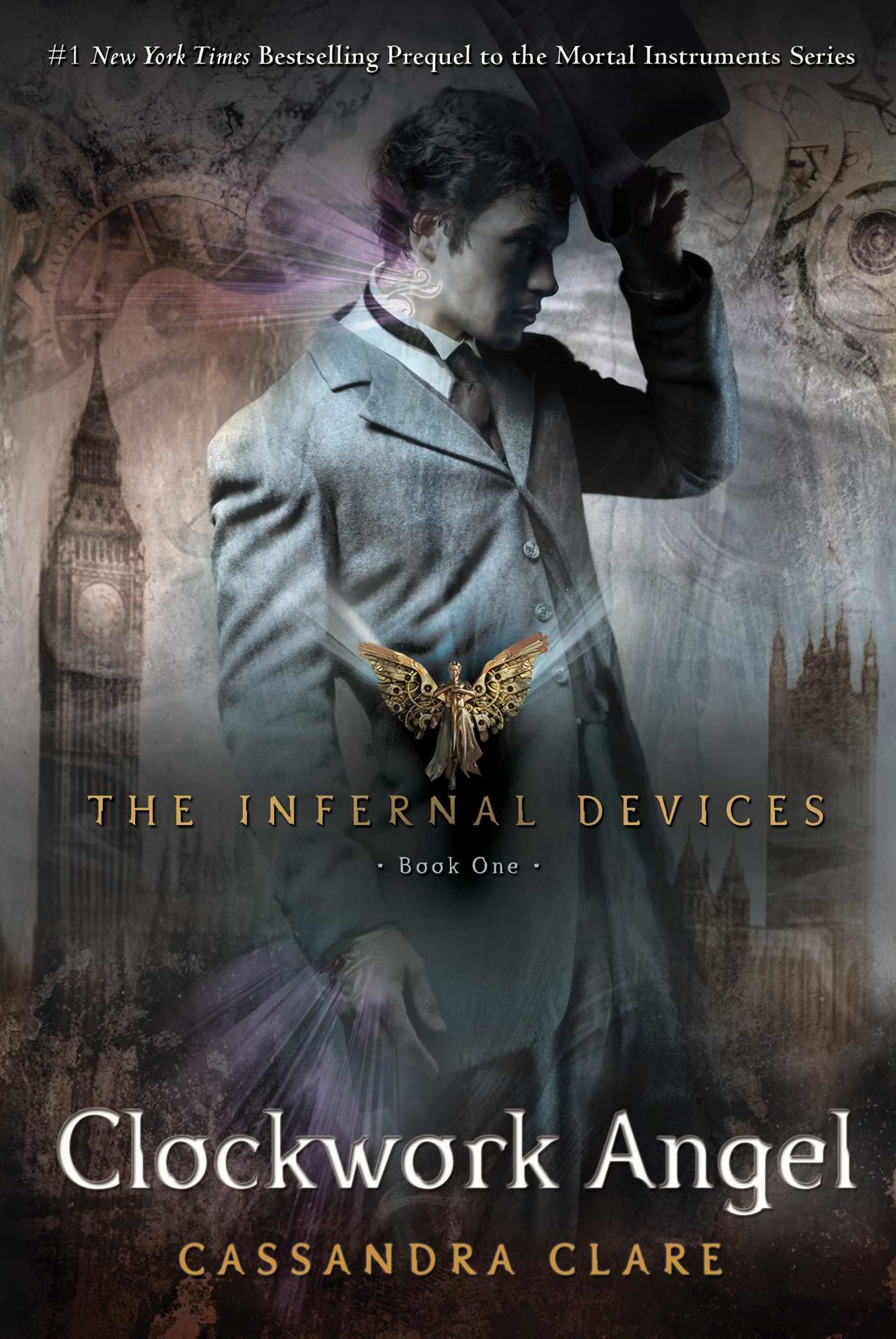 Amazon: Clockwork Angel (infernal Devices, Book 1) (the Infernal Devices)  (9781416975878): Cassandra Clare: Books