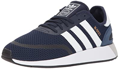 Adidas Originals hombres Iniki Runner CLS, Collegiate Navy / blanco / CORE