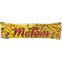 Mr Tom Peanut Bar 40 g (Pack of 36)