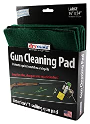 Drymate Handgun/Shotgun Gun Cleaning Pad Review