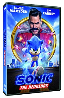 Book Cover: Sonic the Hedgehog