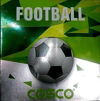 Cosco PVC Football, Size 5,  Yellow