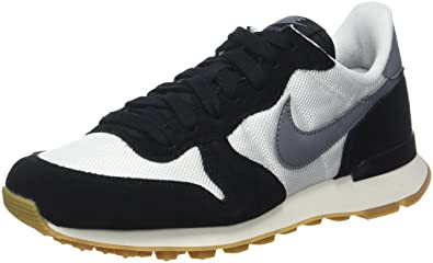 sneakers for cheap d859c 01392 Nike Internationalist, Baskets Femme, Multicolore (Summit White Cool Grey- Black-