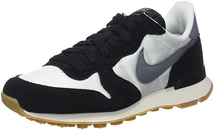 Nike Internationalist Sneakers Damen Schwarz Weiß