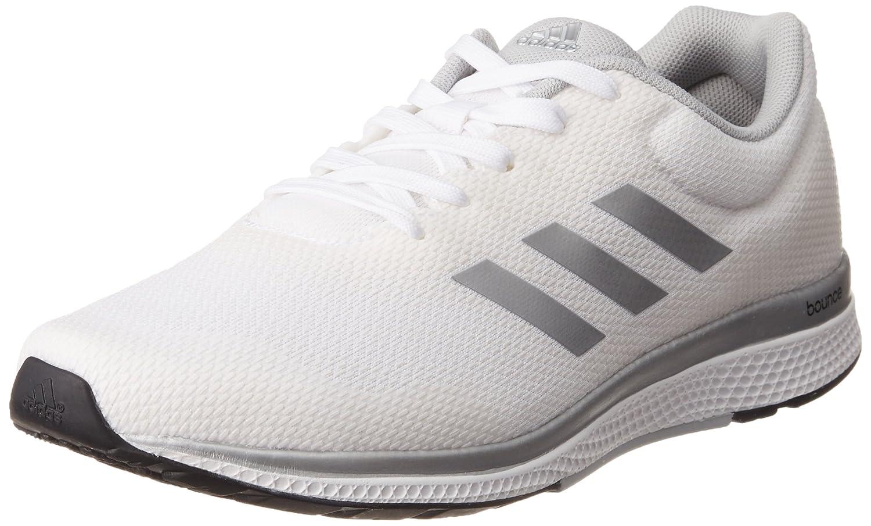 Adidas Mana Bounce 2 M Aramis, Zapatillas de Running para Hombre 46 EU Gris (Ftwr White/Silver Met./Clear Onix)