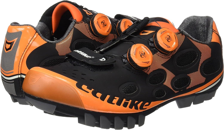 Catlike Whisper MTB Black-Orange Shoes