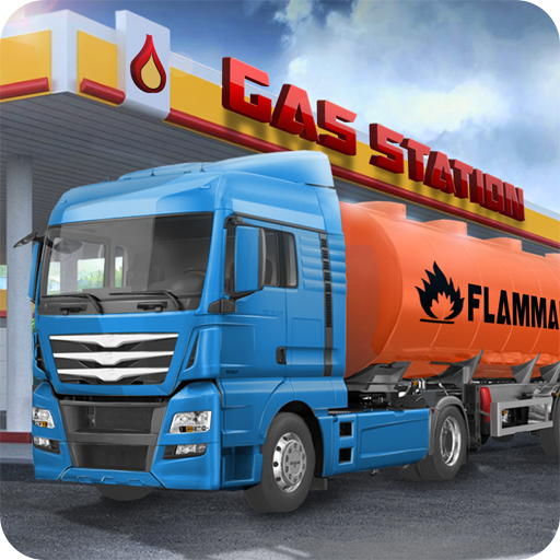 Drive Gas Trucker Simulator