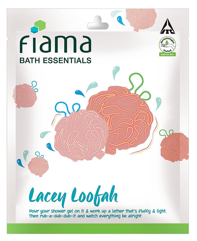 Fiama Bath Essentials Lacey Loofah