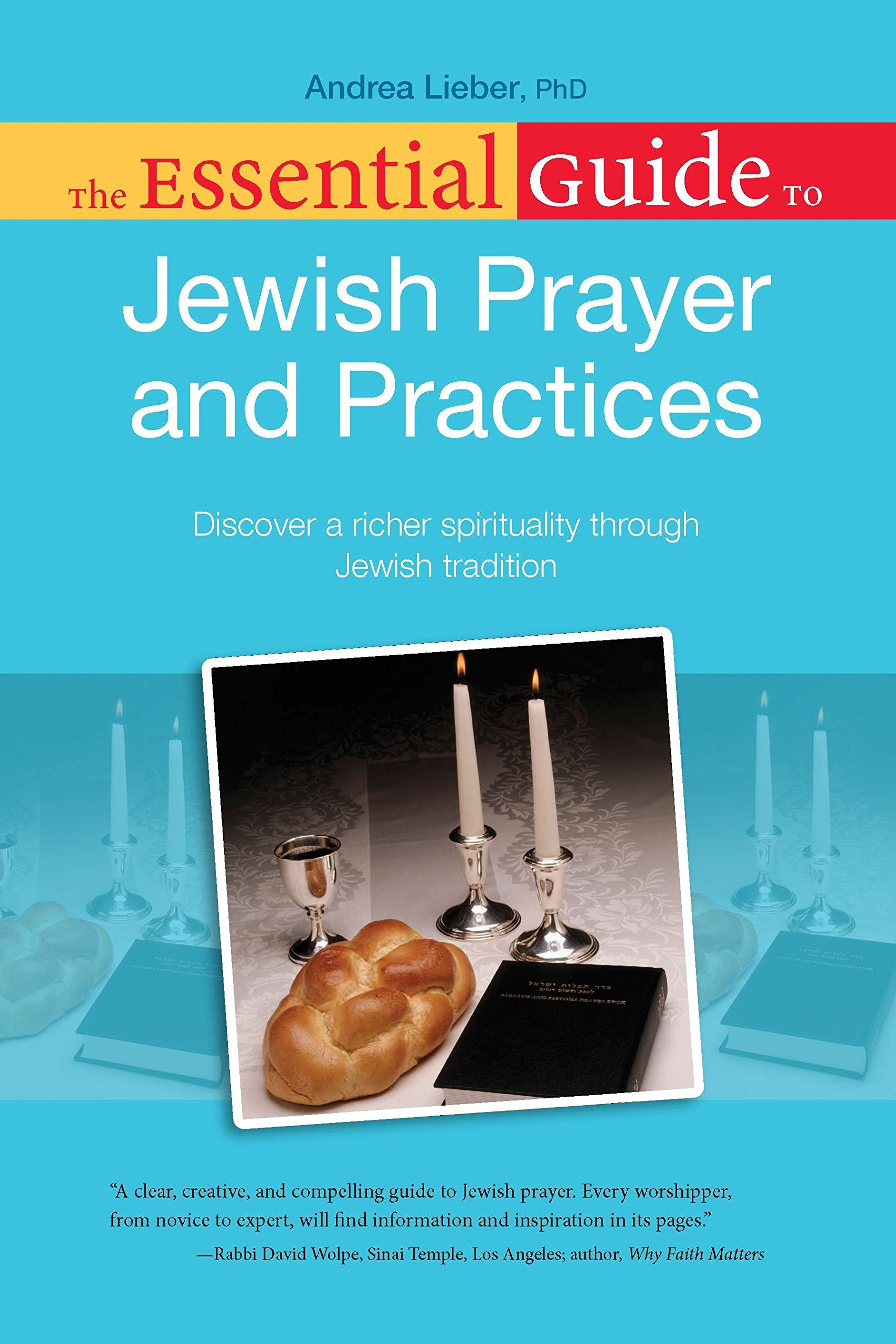 The Essential Guide to Jewish Prayer and Practices pdf epub