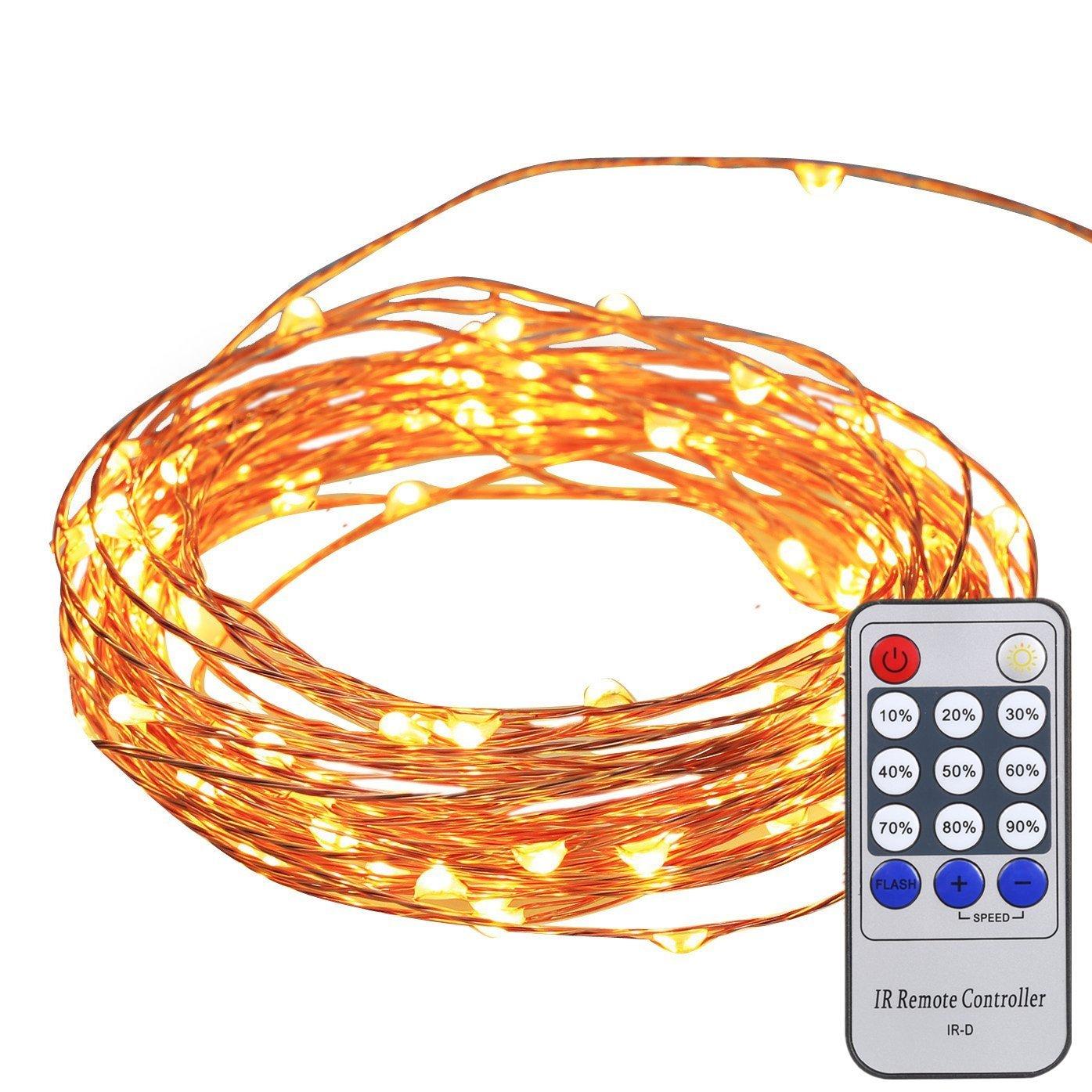 81tQ2s85DEL._SL1395_ Erstaunlich 10er Lichterkette Mit Schalter Dekorationen