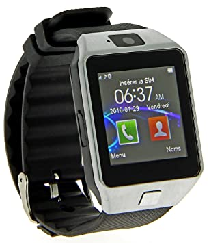 Finetech by Akor Montre CONNECTÉE Hybride : CONNECTÉE + Slot SIM