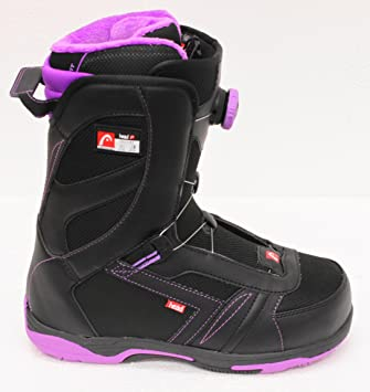 HEAD snowboardschuh boot gALORE bOA iS noir/violet - Noir/mauve