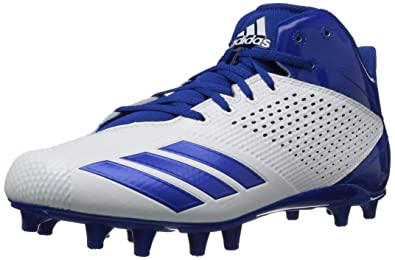 best loved f8041 829ec adidas Herren 5-Star Freak X Carbon Mid Football-Schuhe, White Croyal,