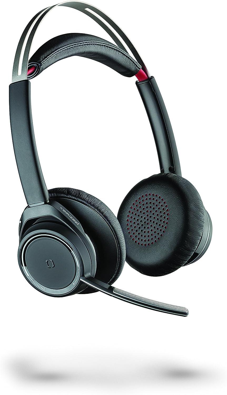 plantronics noise canceling headphones