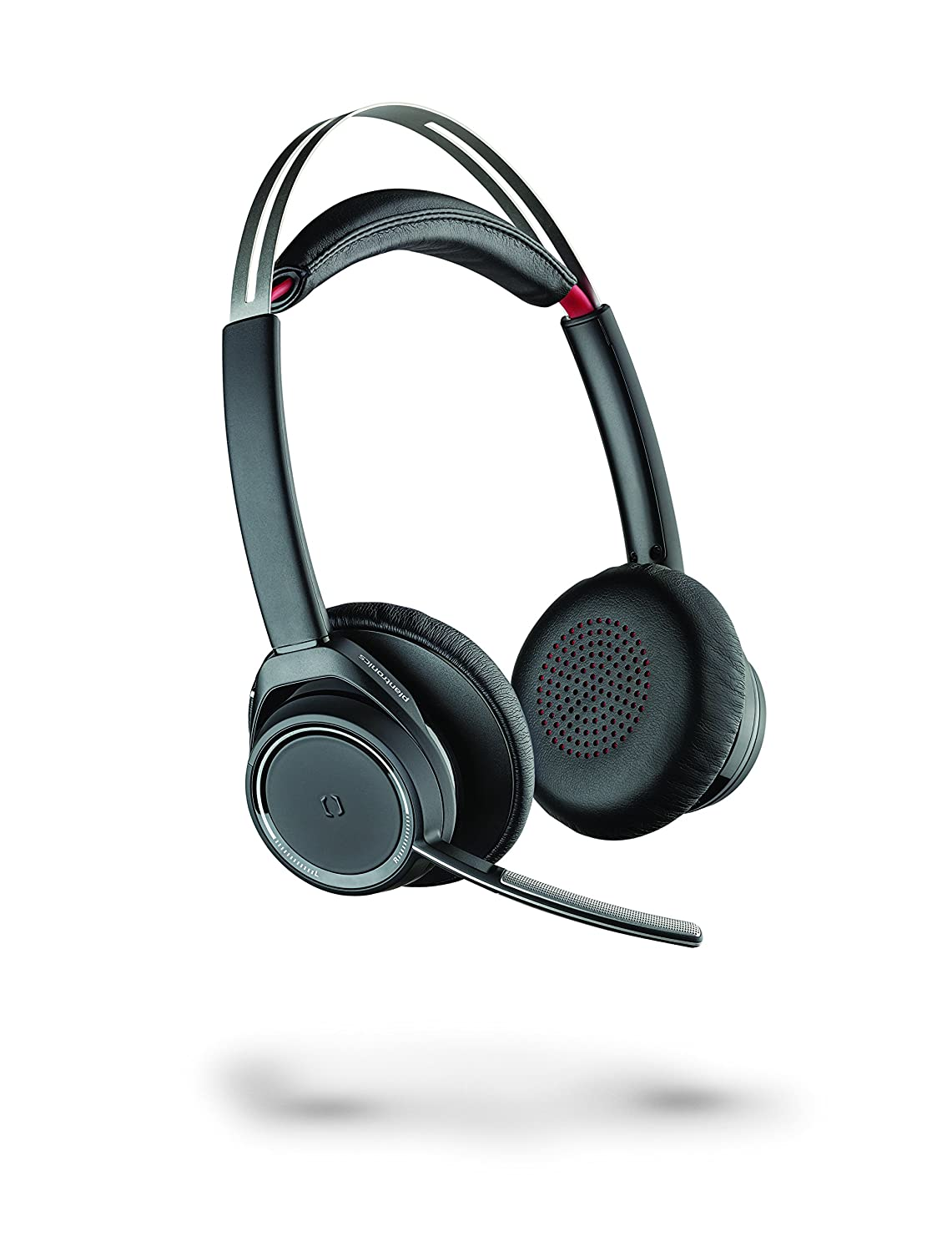fba08f41212 Amazon.com: Plantronics Voyager Focus UC Bluetooth USB B825 202652-01  Headset with Active Noise Cancelling: Cell Phones & Accessories