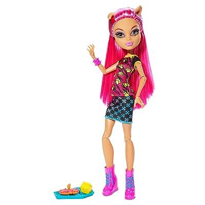 Monster High Creepateria Howleen Wolf Doll: Toys & Games