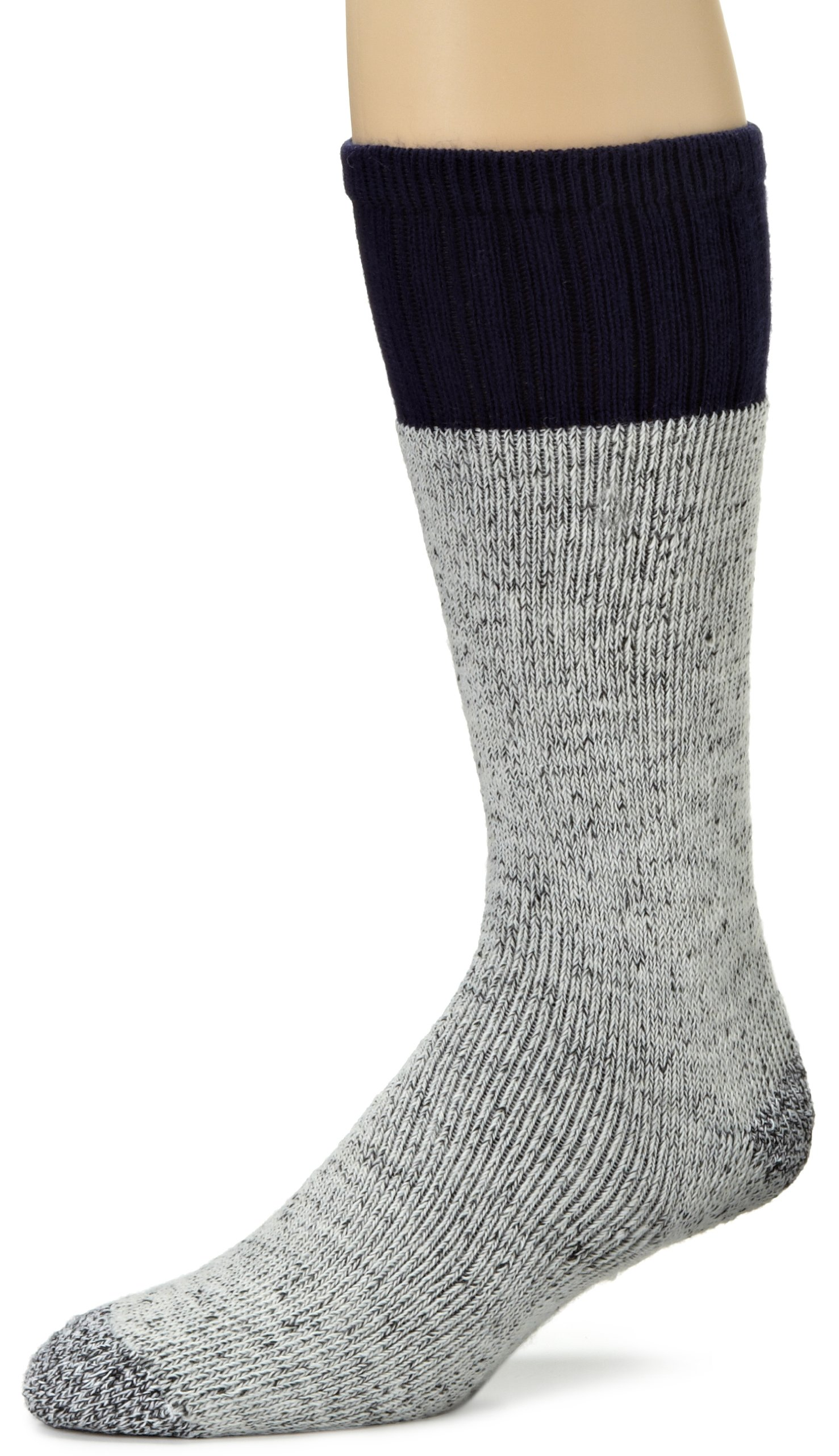 Dickies Men's 2-Pack Wool Blend Boot Crew Socks