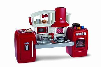 amazon com little tikes cook n grow kitchen toys games rh amazon com little tikes cook n grow kitchen manual cook n grow kitchen toys r us