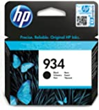 HP 934 Black Original Ink Cartridge (C2P19AE)