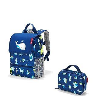 b3c7bd1025c86 reisenthel Kids Outdoorset für Kinder 2tlg Rucksack Backpack und  Isotasche thermocase (ABC Friends