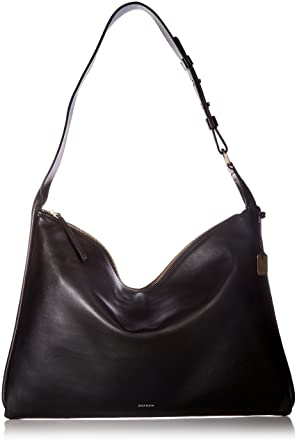 Skagen Anesa Shoulder Bag, Black: Handbags: Amazon.com