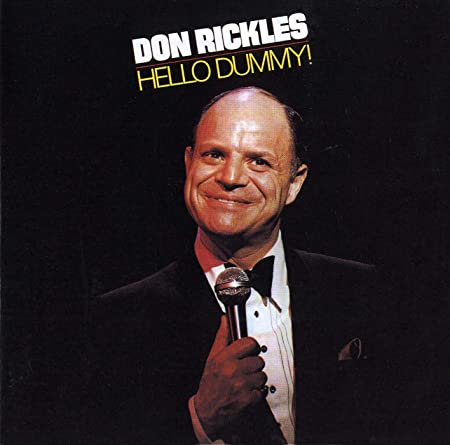 Don Rickles - Hello Dummy! - Amazon.com Music