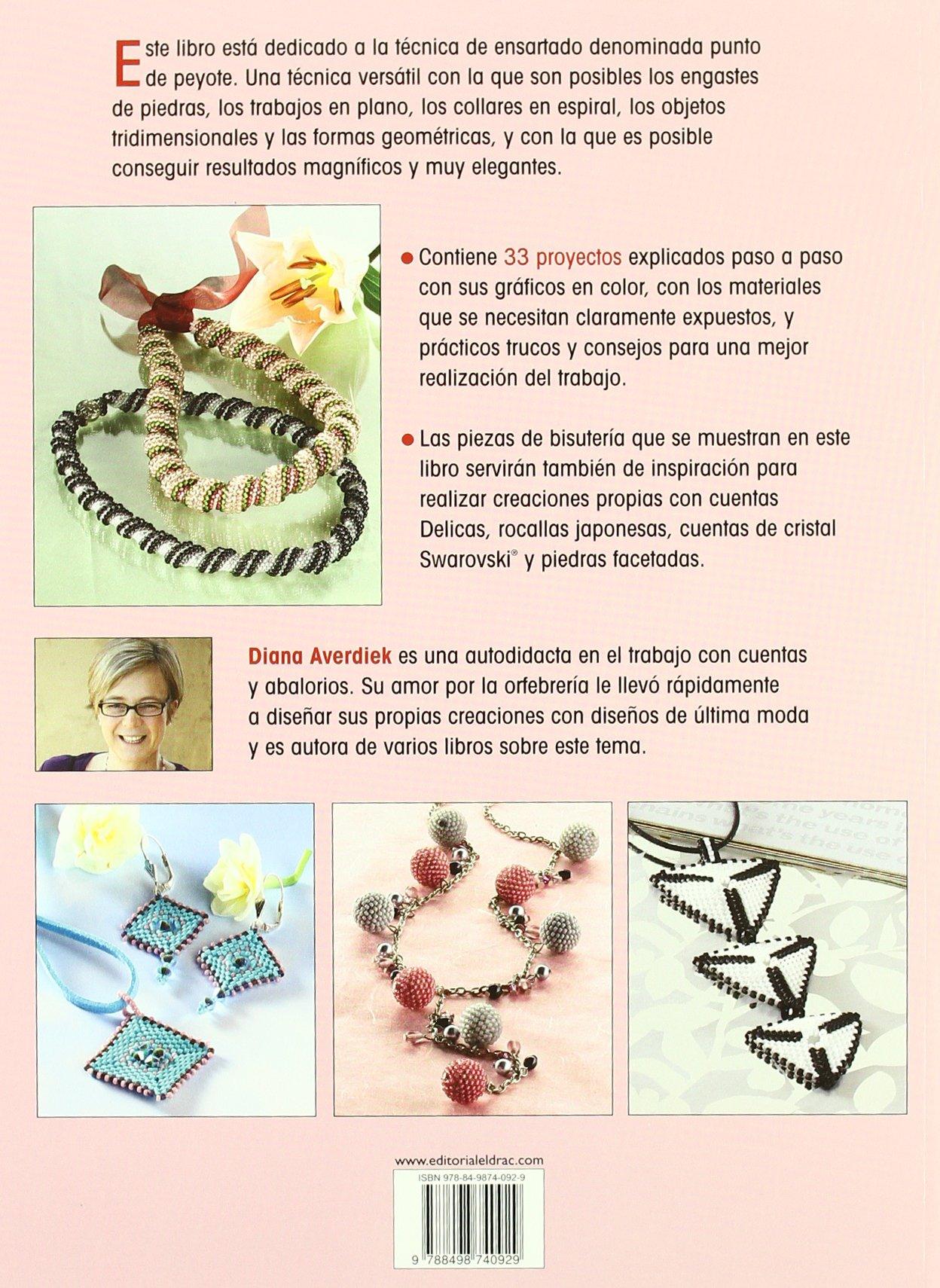 Bisuteria Con Cuentas Delicas Y Rocallas Japonesas: AVERDIEK ...