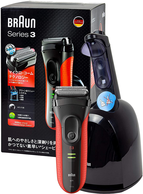 Braun Series 3 ProSkin 3050cc (versión japonesa) afeitadora ...