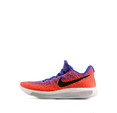 check out 241fd f666f Nike Free RN, Chaussures de Running pour Homme Orange Paramount Blue Black  - Orange